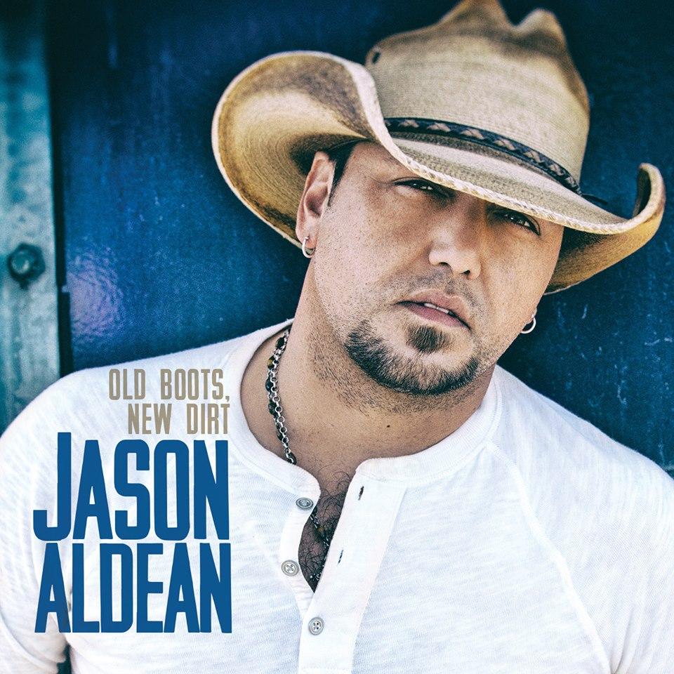 Jason Aldean Old Boots New Dirt - CountryMusicRocks.net