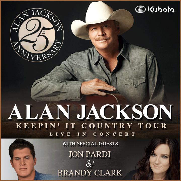 Alan Jackson Keepin It Country Tour - CountryMusicRocks.net