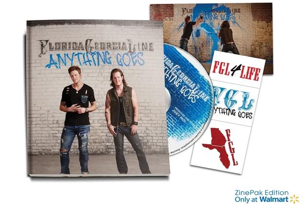Florida Georgia Line ZinePak - CountryMusicRocks.net