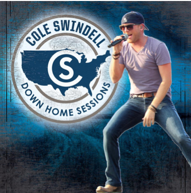 Cole Swindell Down Home Sessions EP - CountryMusicRocks.net copy
