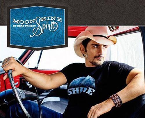 Brad Paisley Moonshine Spirit - CountryMusicRocks.net