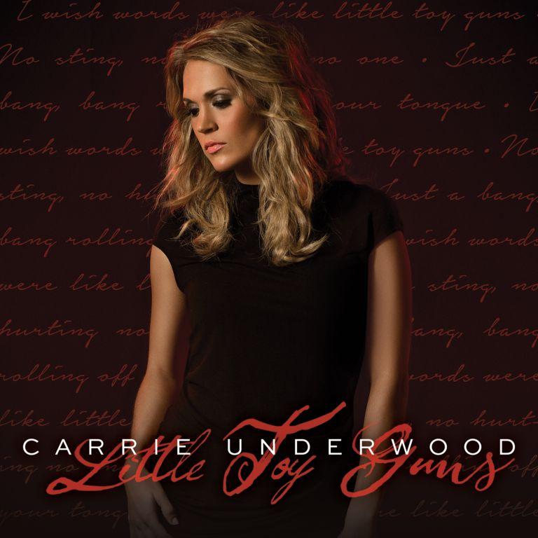 Carrie Underwood Little Toy Guns - CountryMusicRocks.net
