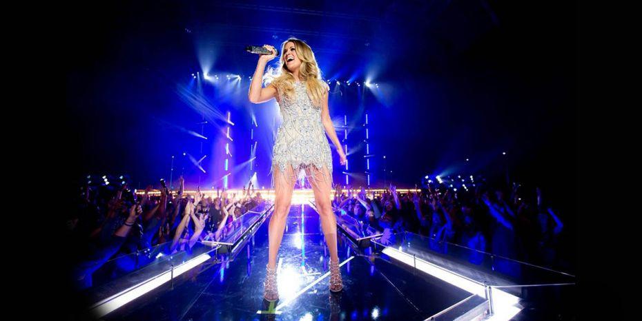 Carrie Underwood Super Bowl