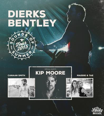 Dierks Bentley Sounds of Summer Tour - CountryMusicRocks.net