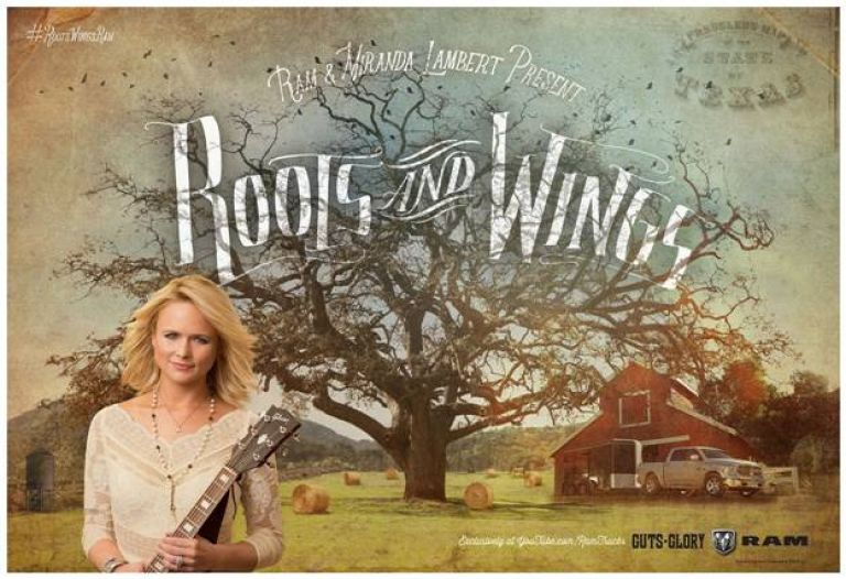 Miranda Lambert RAM Trucks Roots and Wings - CountryMusicRocks.net