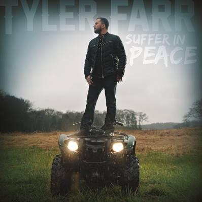 Tyler Farr Suffer In Peace - CountryMusicRocks.net