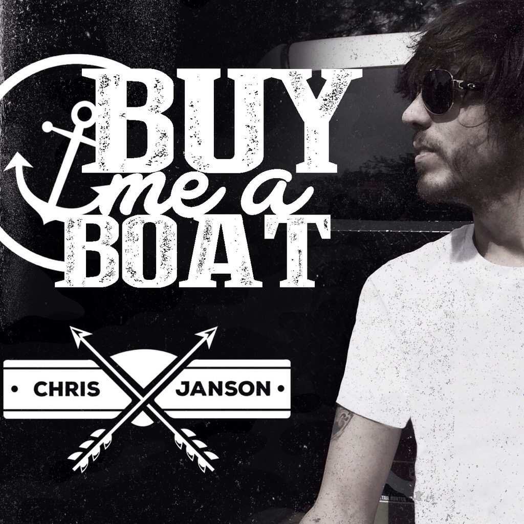 Chris Janson Buy Me A Boat - CountryMusicRocks.net