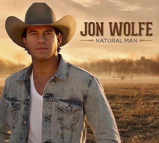 Jon Wolfe Natural Man - CountryMusicRocks.net
