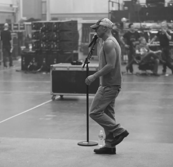 Kenny Chesney Tour Rehearsal - CountryMusicRocks.net