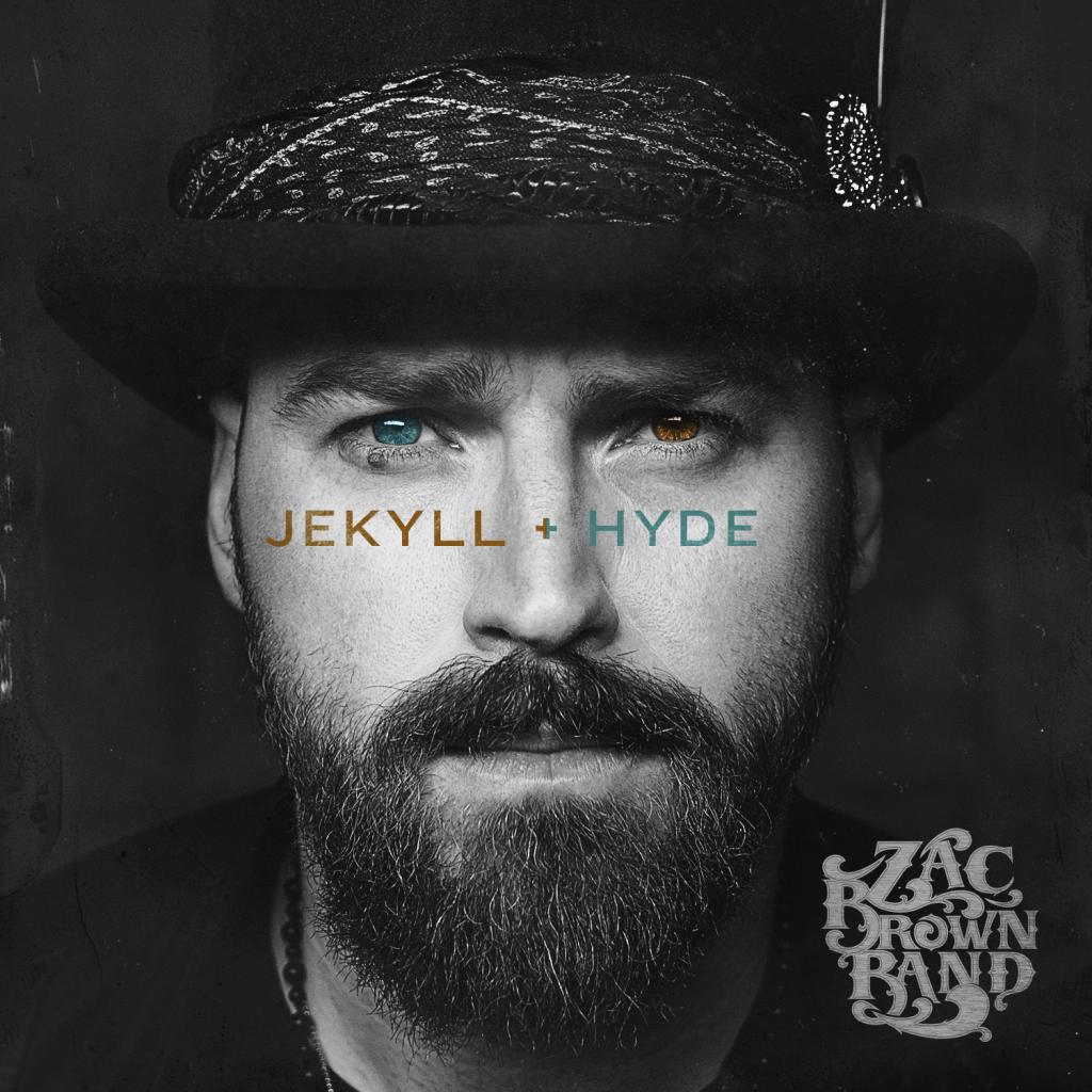 Zac Brown Band Jekyll + Hyde Album - CountryMusicRocks.net