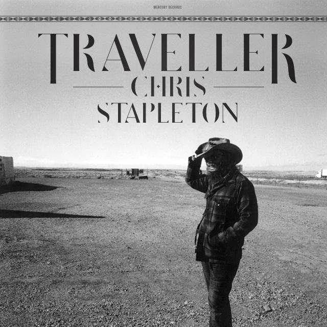 Chris Stapleton Traveller - CountryMusicRocks.net