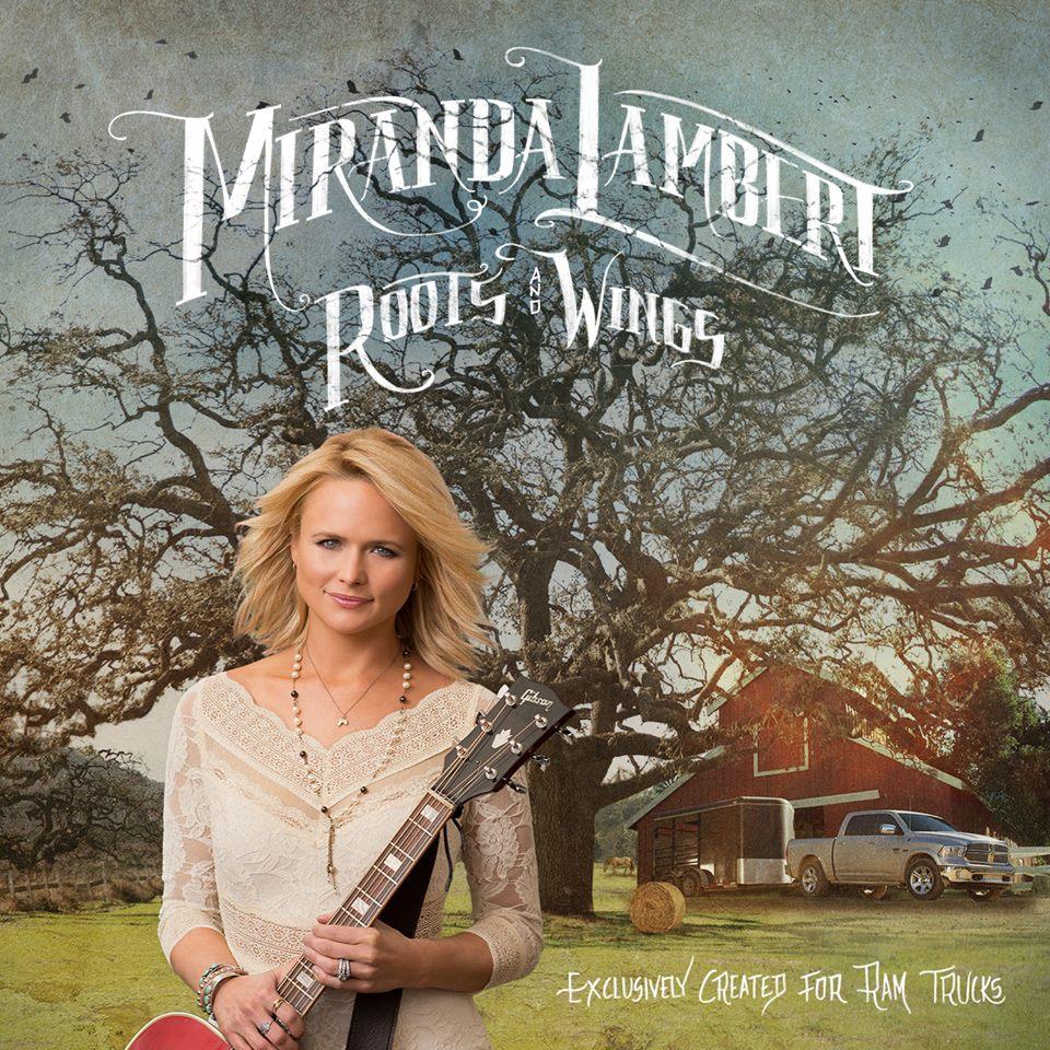 Miranda Lambert Roots & Wings - CountryMusicRocks.net