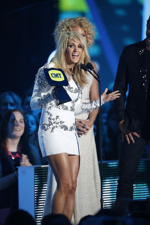 Carrie Underwood CMT Awards Winner - CountryMusicRocks.net
