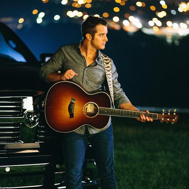 Easton Corbin RAM Truck - CountryMusicRocks.net