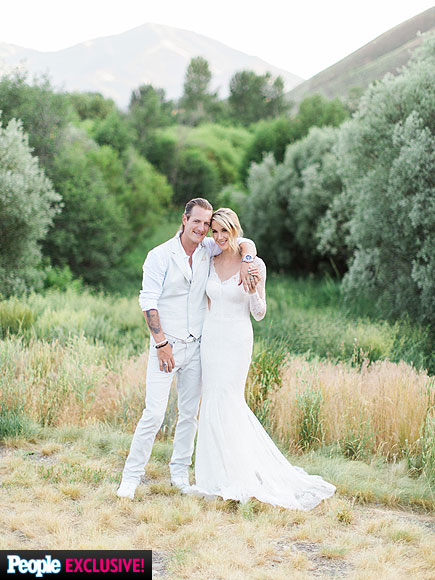 FGL Tyler Hubbard Wedding People Magazine