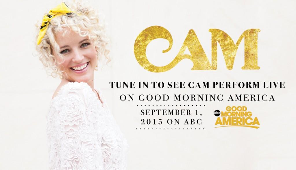 CAM Good Morning America - CountryMusicRocks.net