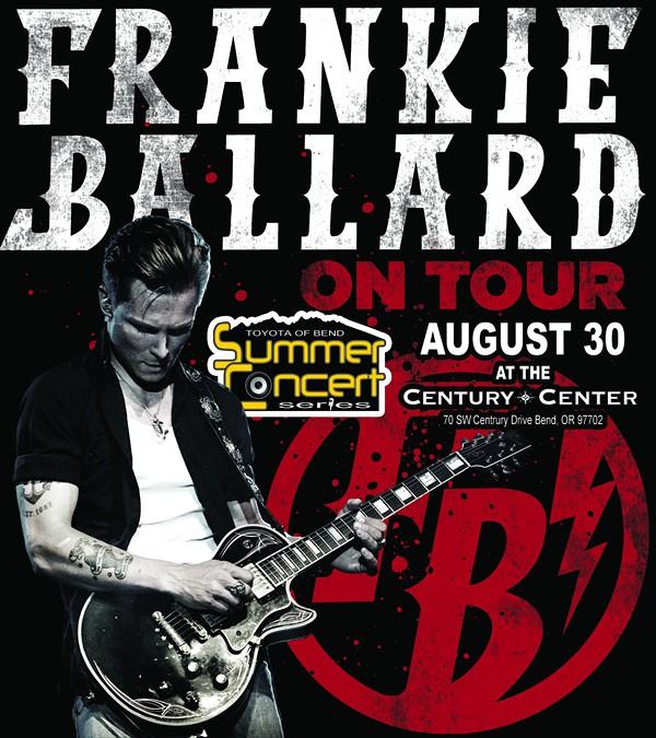 Frankie Ballard Bend Oregon - CountryMusicRocks.net