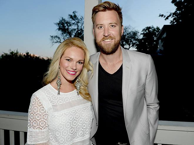 Lady Antebellum Charles Kelley and Wife Cassie - CountryMusicRocks.net