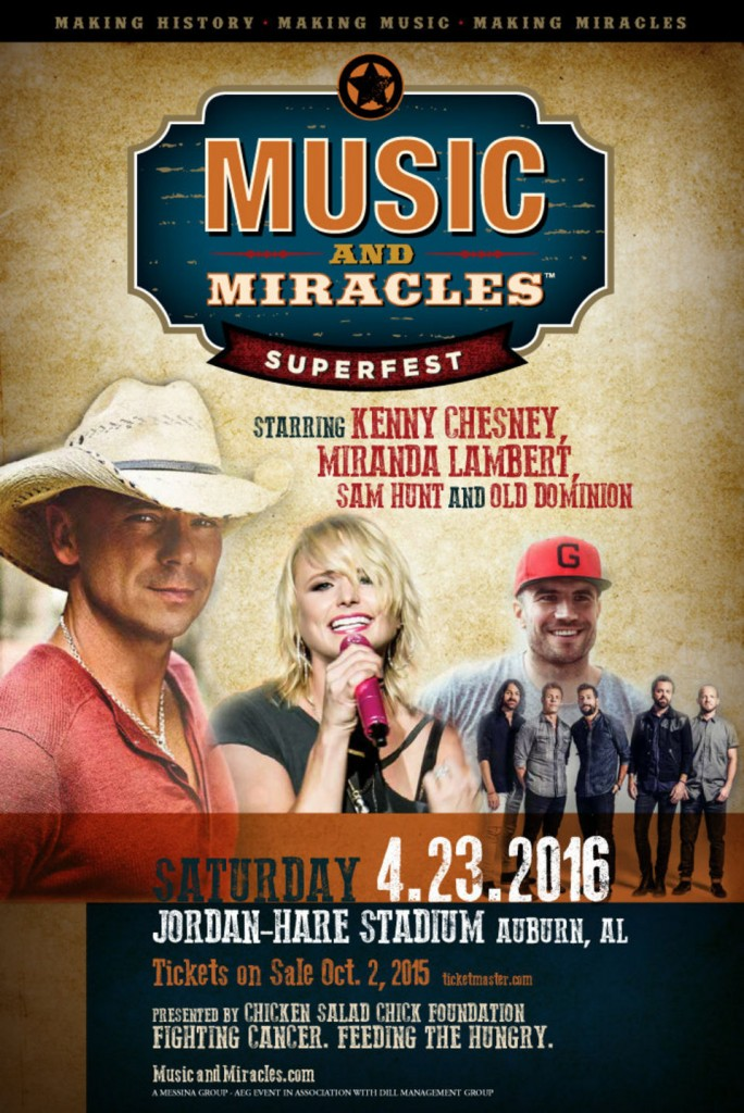 Kenny Chesney Music and Miracles - CountryMusicRocks.net