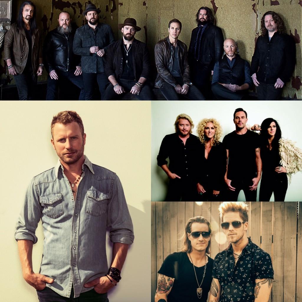 CMA Award Performers 2015 - CountryMusicRocks.net