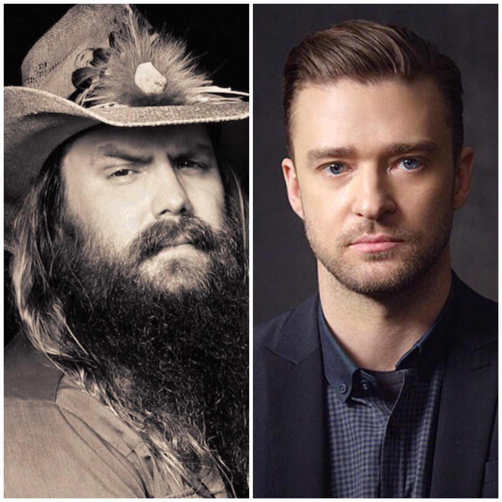 Chris Stapleton Justin Timberlake - CountryMusicRocks.net
