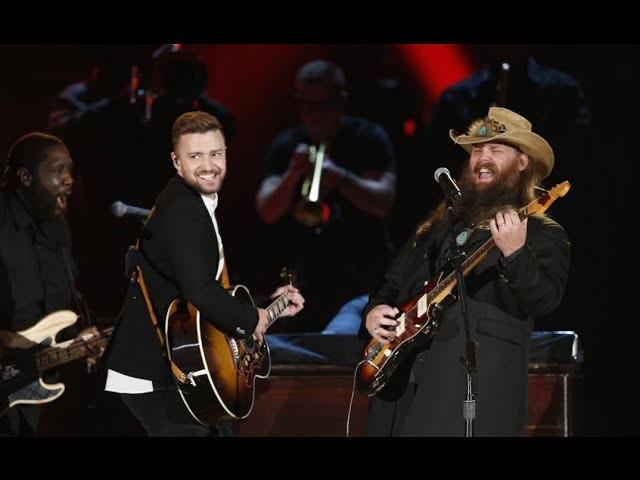 Justin Timberlake Chris Stapleton CMA Awards Performance - CountryMusicRocks.net