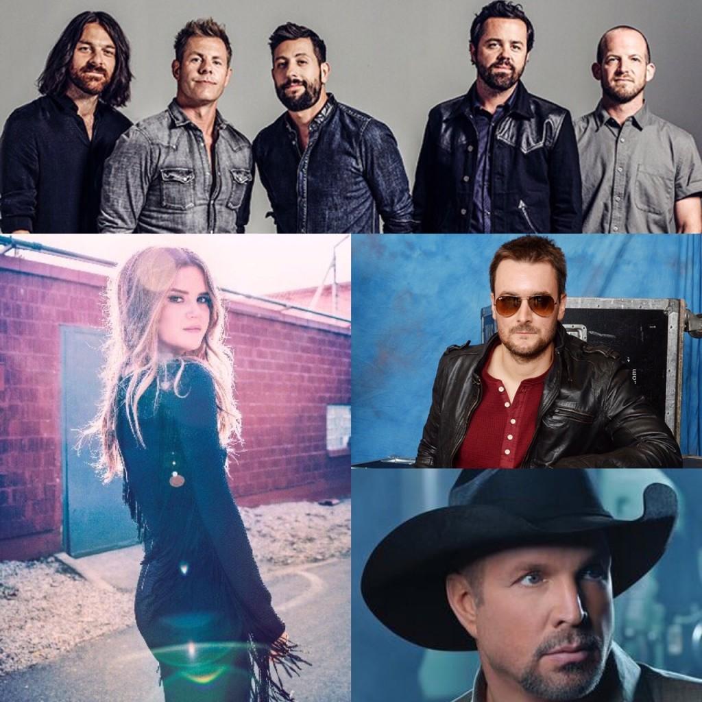 SiriusXM Best of 2105 Artists - CountryMusicRocks.net