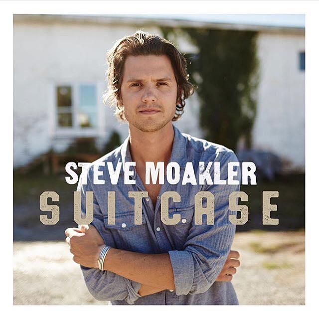 Steve Moakler Suitcase - CountryMusicRocks.net
