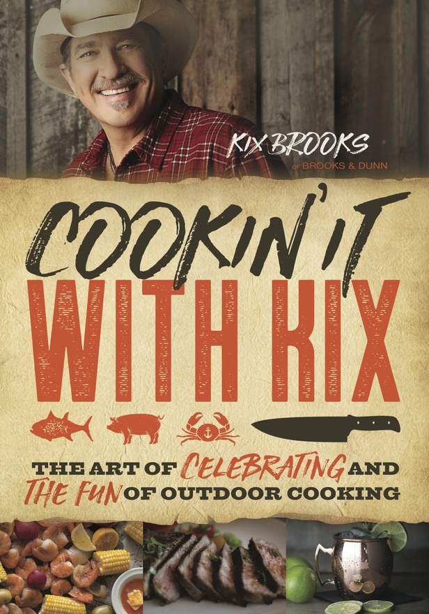 Kix Brooks Cookbook - CountryMusicRocks.net
