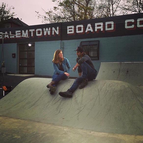 Kip Moore CBS This Morning Comback Kid Skatepark