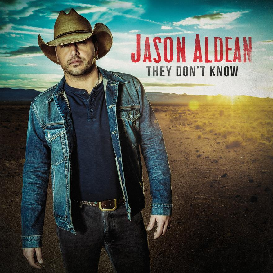 Jason Aldean They Don't Know Album