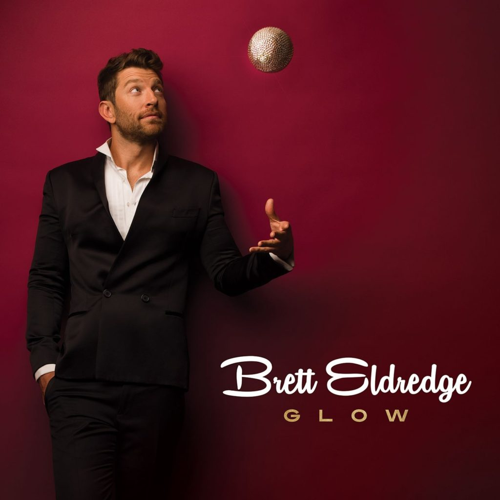 Brett Eldredge Glow Christmas Album
