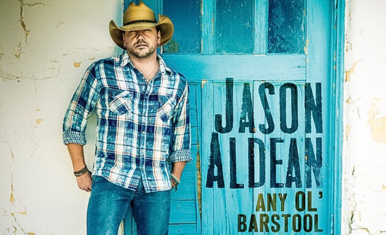 Jason Aldean Any Ol' Barstool