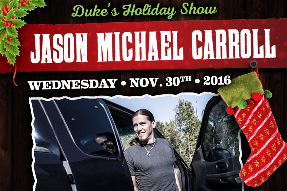 Jason Michael Carroll Dukes