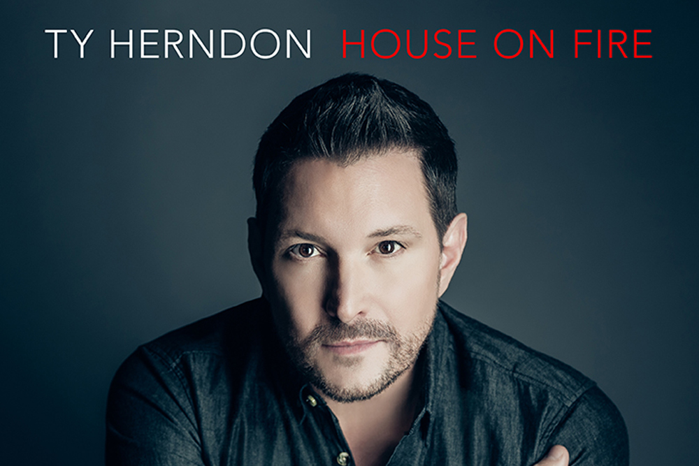 Ty Herndon House On Fire