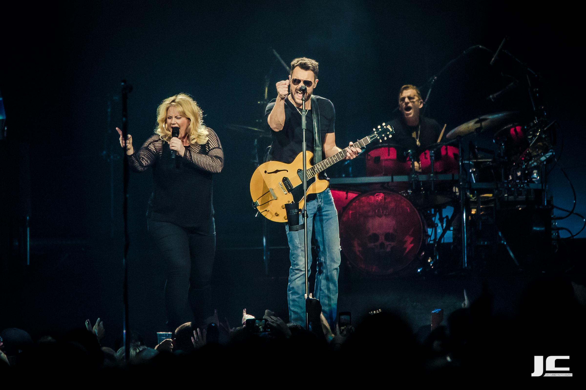 Eric Church Concert Photo Credit Jon Currier Photography