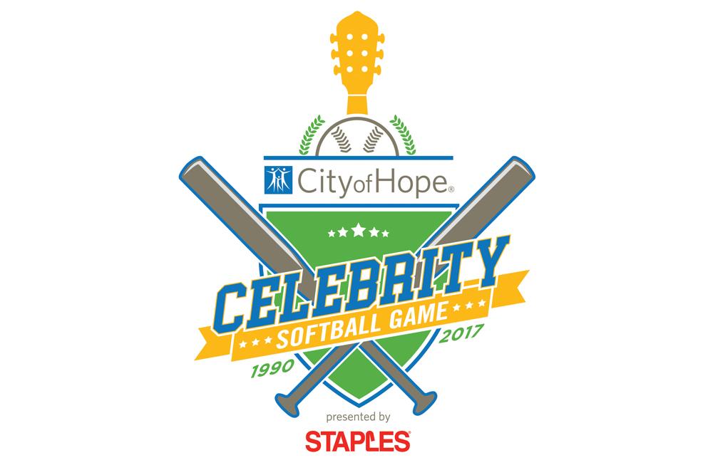 City of Hope Celebrity Softball Game 2017