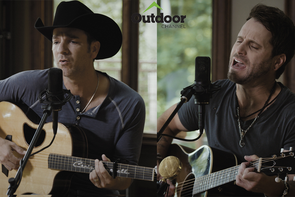 Craig Campbell Parmalee Outdoor Channel Outdoor Tracks