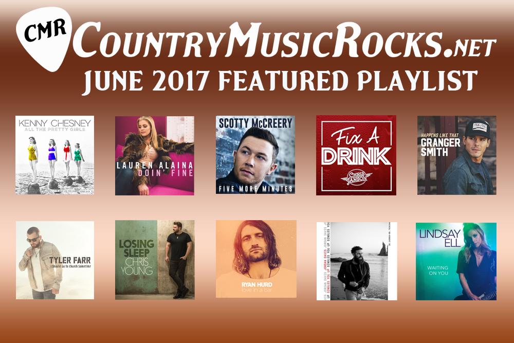CMR Featured Playlist June