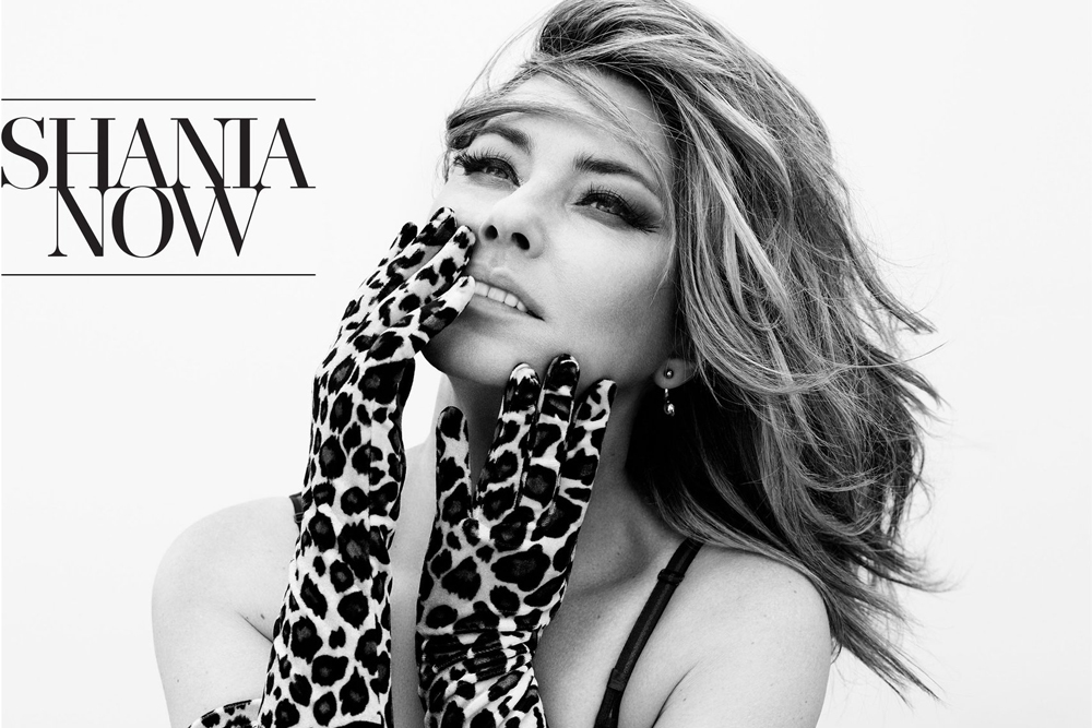 Shania Twain NOW Album