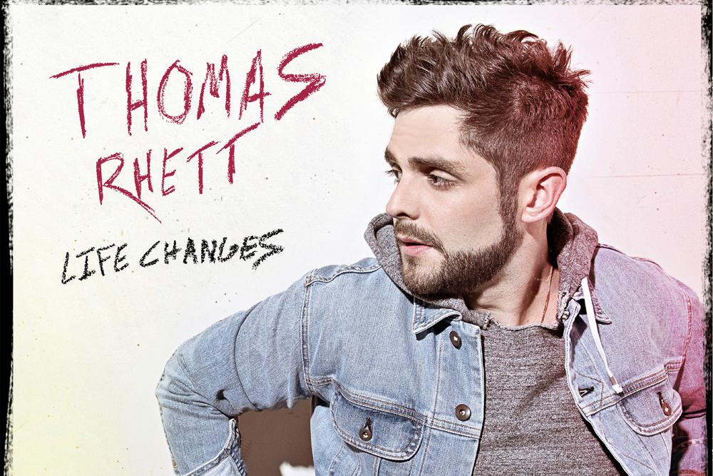 Thomas Rhett Life Changes