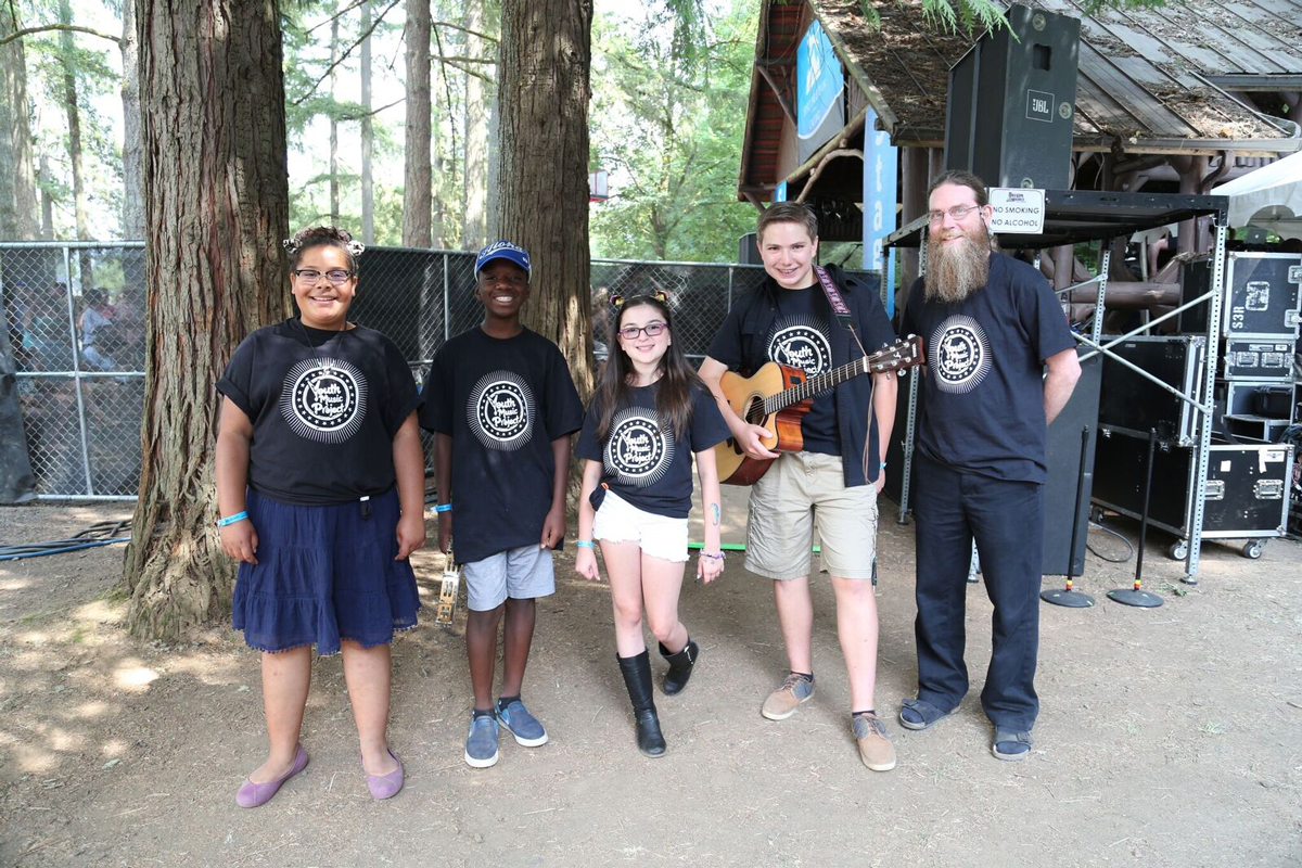 Portland Youth Music Project