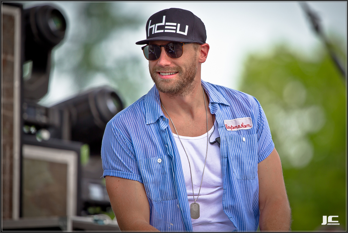 Chase Rice Image via Jon Currier Photography