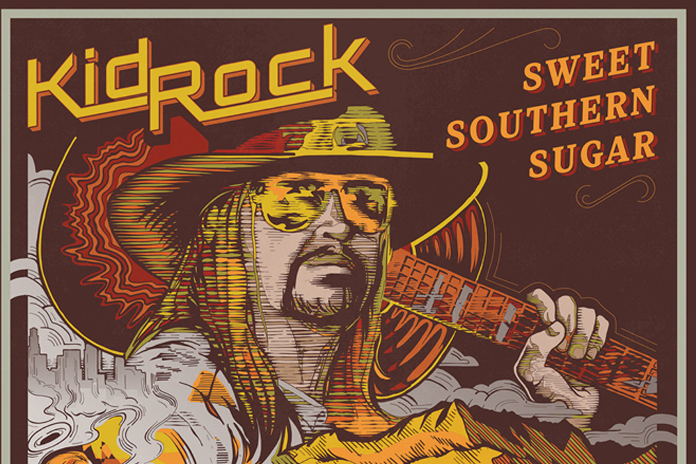 Kid Rock Sweet Southern Sugar