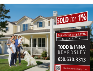 Menlo Atherton Realty | Expert Listing Representation for Only 1%