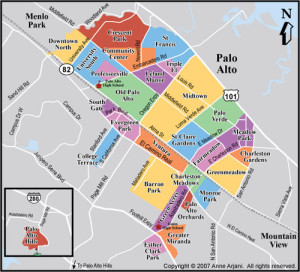 homes for sale, palo alto, real estate, rebate realtor, buyer commission rebate, palo alto neighborhoods map