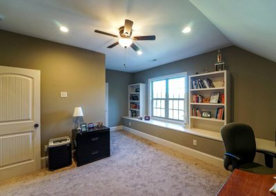 Attic Remodel Home Office