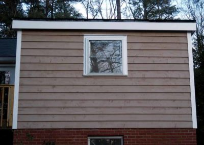 Home Exterior Siding Installation Completed Project