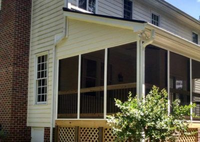 Screened Porch Wake Forest