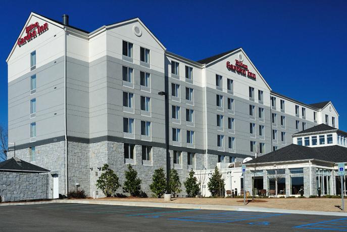 Hilton Garden Inn – EIFS